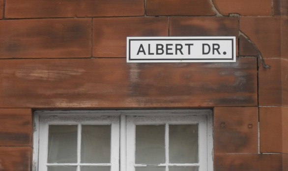 Albert Drive; Phase 1